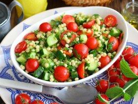 """Восточный салат """"Табуле"""" - пошаговый рецепт с фото на ЯБпоела"""